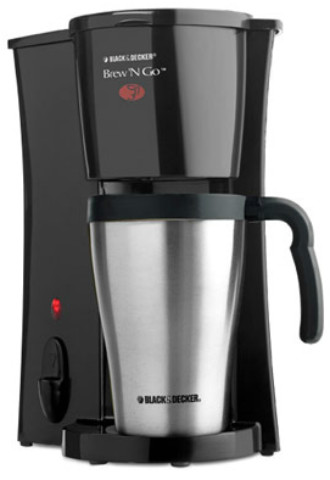 Black and Decker Single Serve Coffee Makers Review